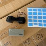 Lecteur compact UHF